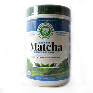 Organic Matcha Green Tea - 11 oz