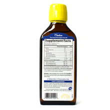 Load image into Gallery viewer, Very Finest Norwegian Fish Oil Liquid Omega-3's DHA & EPA Lemon Flavor - 6.7 oz