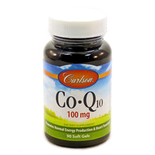 Load image into Gallery viewer, Co-Q10 100mg - 90 Softgels