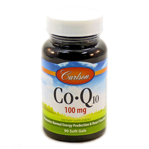 Co-Q10 100mg - 90 Softgels