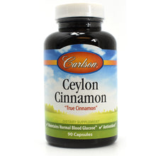 Load image into Gallery viewer, Ceylon Cinnamon 500 mg - 90 Capsules
