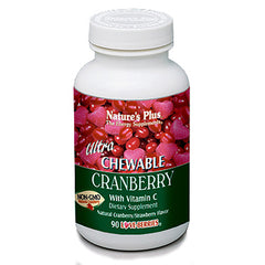 Ultra Chewable Cranberry - 90 Chewable Tablets
