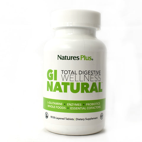 GI Natural Total Digestive Wellness - 90 Tablets