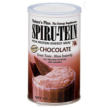 Load image into Gallery viewer, Spiru-Tein High Protein Energy Meal Chocolate - 2.1 lb