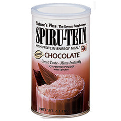 Spiru-Tein High Protein Energy Meal Chocolate - 2.1 lb