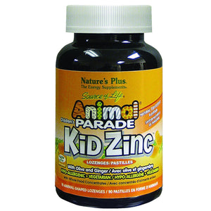 Animal Parade KidZinc - 90 Lozenges