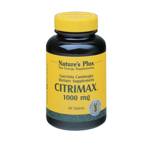 Citrimax with Garcinia Cambogia 1000 mg - 60 Tablets