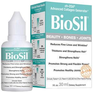 BioSil ch-OSA Advanced Collagen Generator - 30 ml