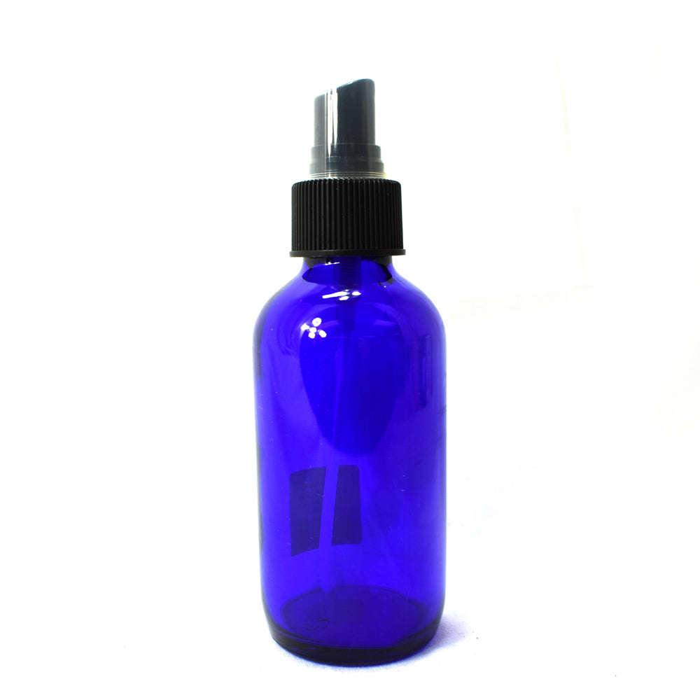 Glass Bottle with Mist Spray - 4 oz