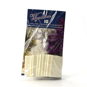 Aromatherapy Refill Pads for Diffuser - 10 Pads