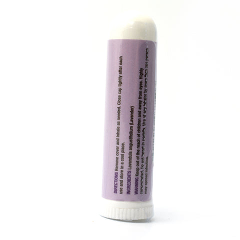 Lavender Inhaler with 100% Pure Essential Oils
