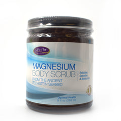 Magnesium Body Scrub - 9 oz