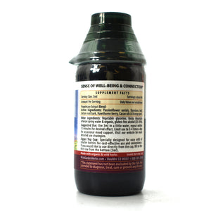 WishGarden Herbs - Liquid Bliss Organic Herbal Formula - 4 oz Jigger Top