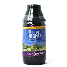 Load image into Gallery viewer, WishGarden Herbs — Sleepy Nights Herbal Formula — Gluten Free — 4 oz Jigger Top