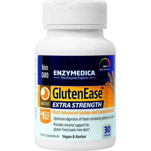 GlutenEase Extra Strength - 30 Capsules