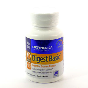 Digest Basic Essential Digestive Enzymes - 30 Capsules