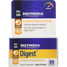 Load image into Gallery viewer, Digest Complete Enzyme Formula - 30 Capsules