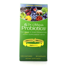 Load image into Gallery viewer, Dr. Ohhira's Probiotics Original Formula - 30 Capsules