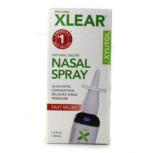Sinus Nasal Spray with Xylitol - 1.5 oz