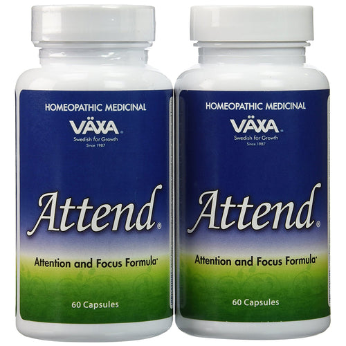 Attend - 60 Capsules (Pack of 2)