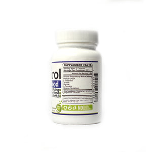 Gabatrol Stress and Tension Formula - 45 Capsules