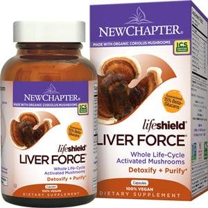 LifeShield Liver Force - 60 Vegetarian Capsules