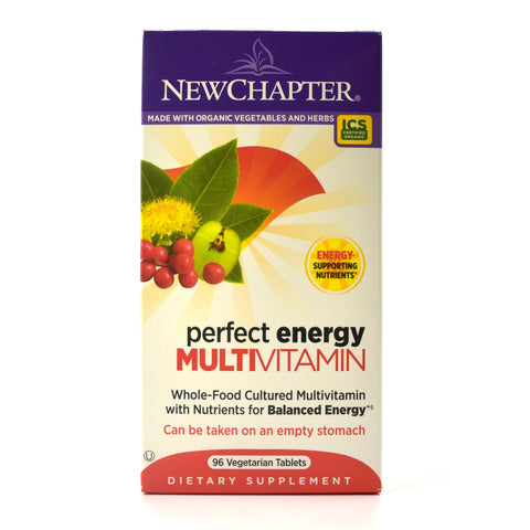 Perfect Energy Multivitamin - 96 Tablets