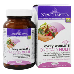 Every Woman's One Daily 40+ - 48 Tablets