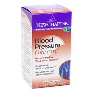 Blood Pressure Take Care - 30 Vegetarian Capsules