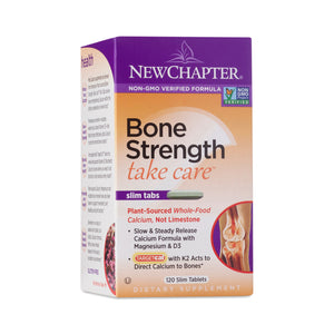 Bone Strength Take Care - 120 Slim Tablets