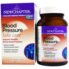 Blood Pressure Take Care - 60 Vegetarian Capsules