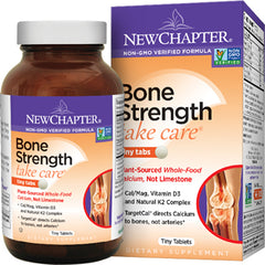 Bone Strength Take Care Tiny Tabs - 120 Tablets