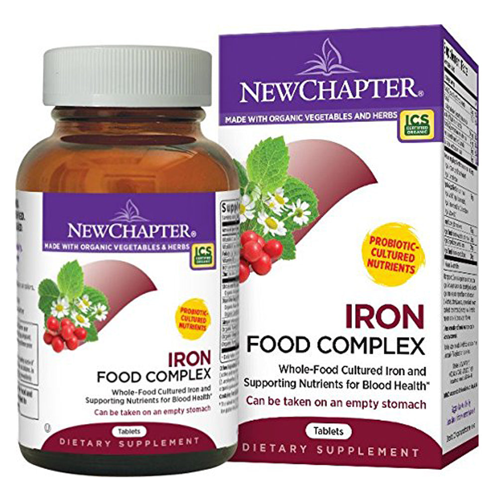 Iron Food Complex - 60 Tablets
