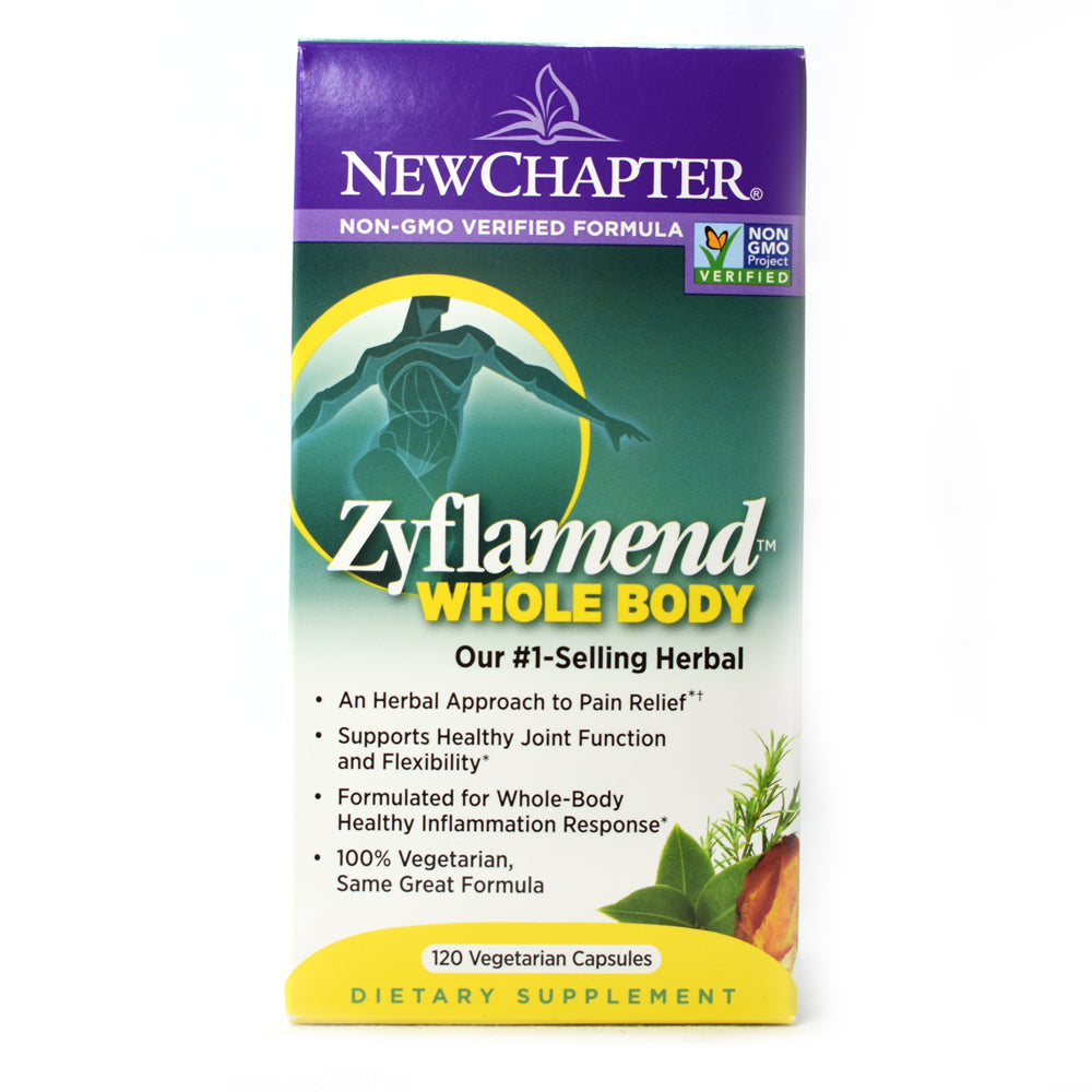 Zyflamend Whole Body - 120 Vegetarian Capsules