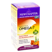Load image into Gallery viewer, Supercritical Omega 7 - 30 Vegetarian Capsules