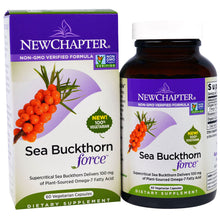 Load image into Gallery viewer, Sea Buckthorn Force - 60 Vegetarian Capsules