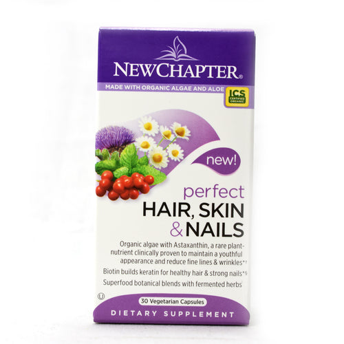 Perfect Hair Skin and Nails - 30 Vegetarian Capsules