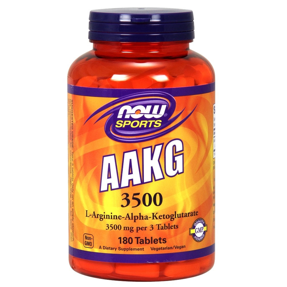 AAKG 3500mg - 180 Tablets