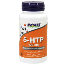 Load image into Gallery viewer, 5-HTP 100mg - 60 Vegetarian Capsules