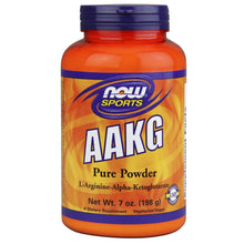Load image into Gallery viewer, AAKG Powder 100 percent Pure Unflavored - 7 oz