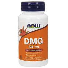 Load image into Gallery viewer, DMG 125mg - 100 Capsules