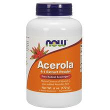 Load image into Gallery viewer, Acerola Powder Antioxidant Protection - 6 oz