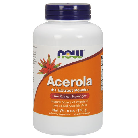 Acerola Powder Antioxidant Protection - 6 oz