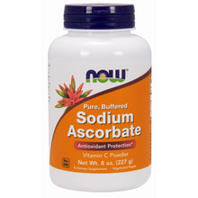 Load image into Gallery viewer, 100 percent Pure Buffered Sodium Ascorbate - 8 oz
