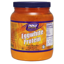 Load image into Gallery viewer, Eggwhite Protein 100% Pure - 1.2 lb