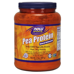 Pea Protein 100% Pure Non-GMO Vegetable Protein Unflavored - 2 lb