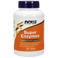 Load image into Gallery viewer, Super Enzymes - 180 Tablets