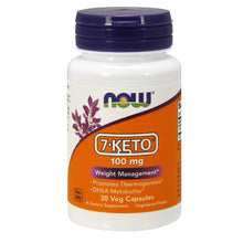 Load image into Gallery viewer, 7-Keto 100mg - 30 Vegetarian Capsules