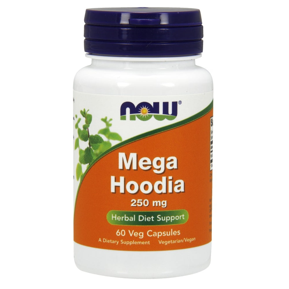Mega Hoodia Concentrate 250mg - 60 Vegetarian Capsules