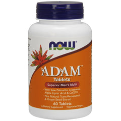 ADAM Superior Men's Multi - 60 Tablets